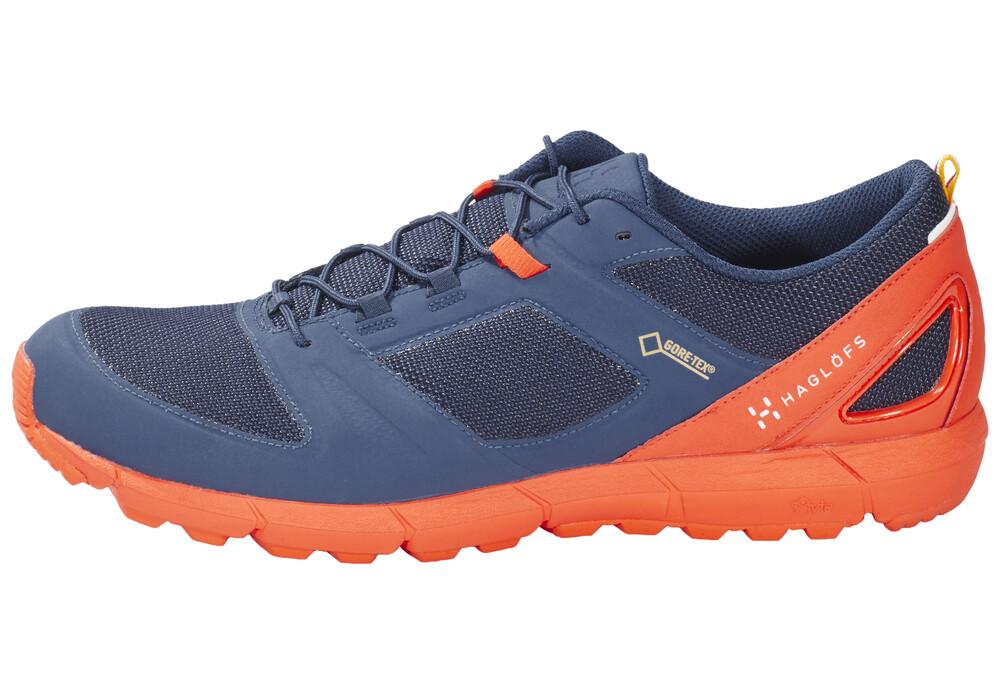 Chaussures D'orange Haglöfs Pour Les Hommes I1Tg30